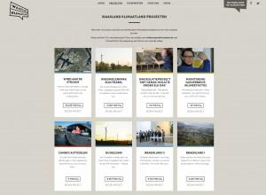 Waasland-Klimaatland Projecten